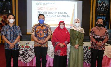 Workshop Penyusunan Program PKL